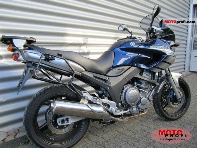 Yamaha Tdm 900 2008 Specs And Photos