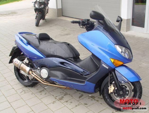 Yamaha TMax ABS 2008 photo