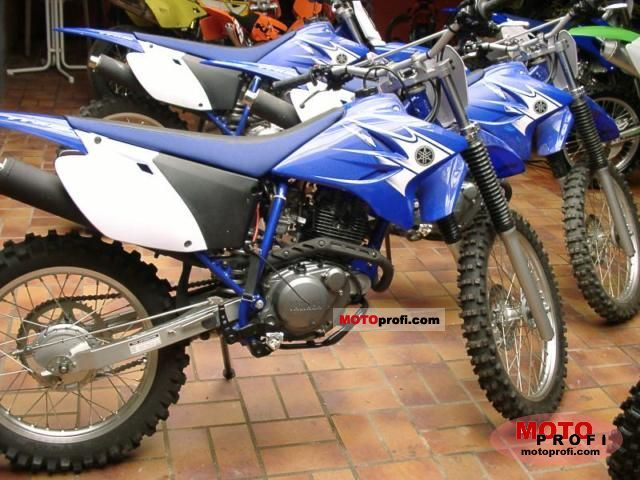 Yamaha TT R 230 2008