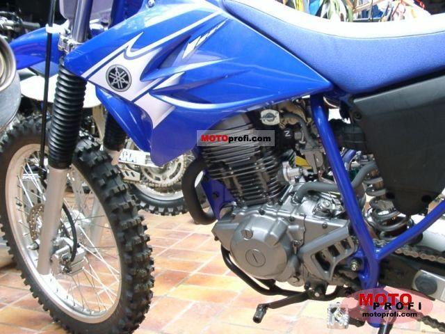 Yamaha TT R 230 2008 Photo 3