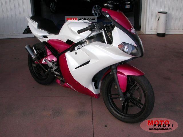 Yamaha TZR 50 2008 photo