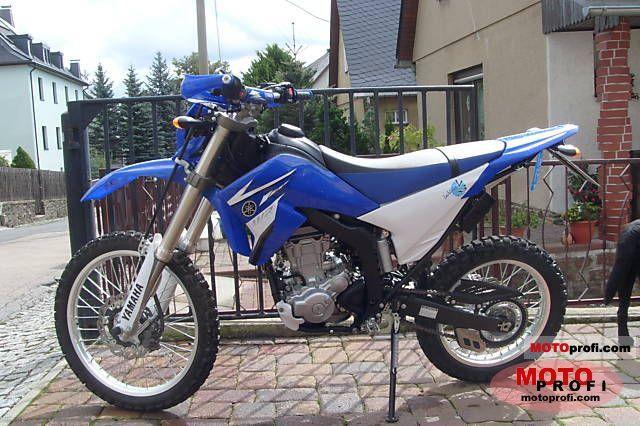 Yamaha WR 250 R 2008 photo