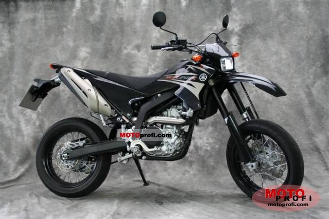 Yamaha WR 250 X 2008 photo