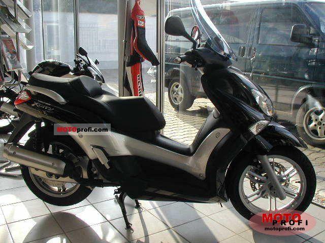 Yamaha X-City 125 2008 photo