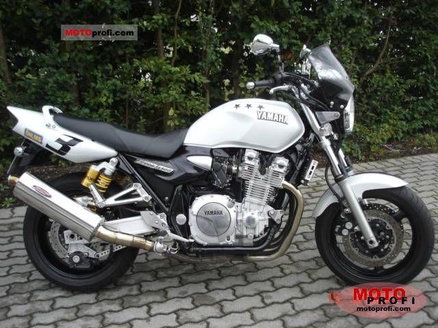 Yamaha XJR 1300 2008 photo