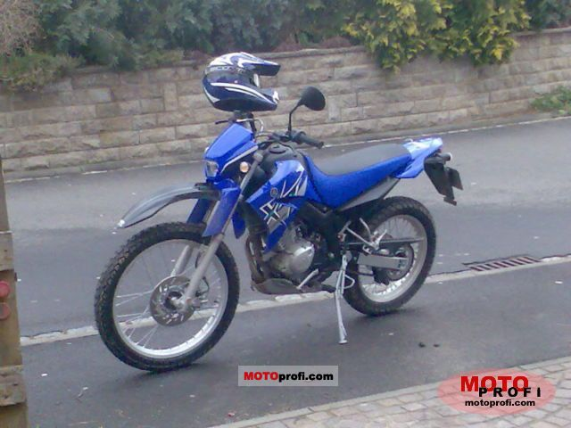 Yamaha XT 125 R 2008 photo