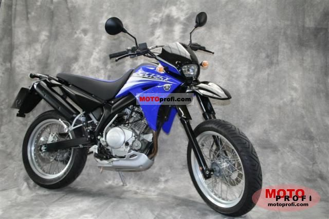Yamaha XT 125 X 2008 photo