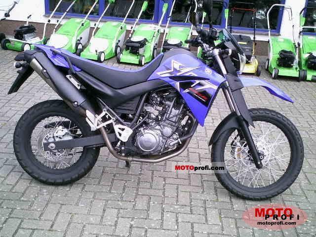 Yamaha XT 660 R 2008 photo