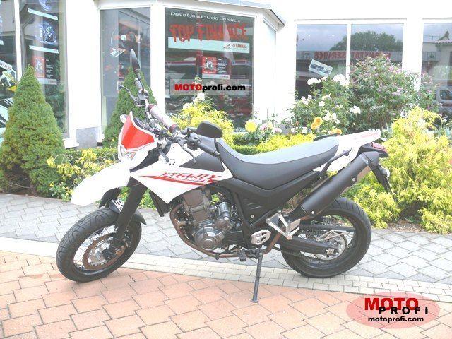 Yamaha XT 660 X 2008 photo