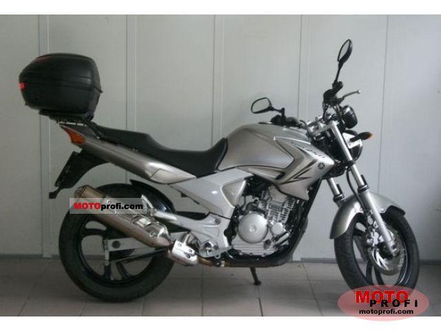 Yamaha YBR 250 2008 photo