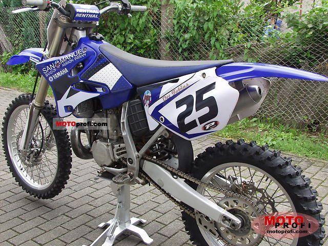 Yamaha YZ 250 2008 photo