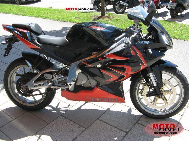Aprilia RS 125 2009 photo