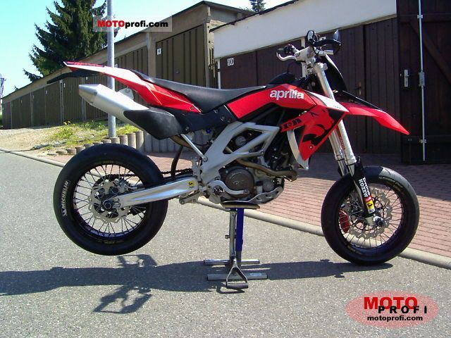 Aprilia RXV450 2009 photo