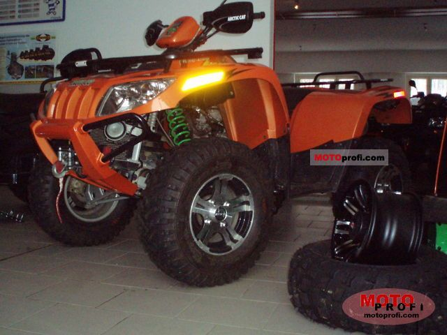 Arctic Cat ThunderCat 1000 H2 2009 photo