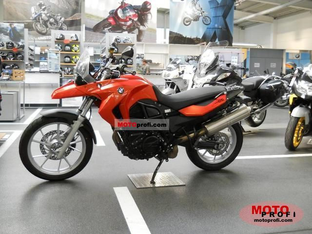 BMW F 650 GS 2009 photo