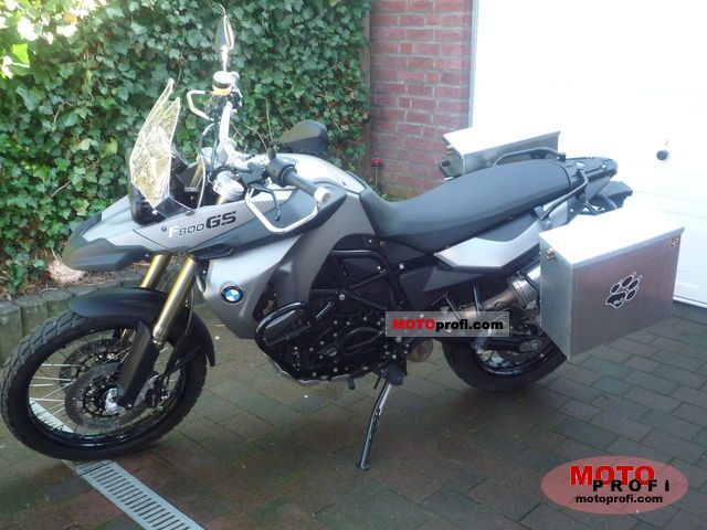 BMW F 800 GS 2009 photo