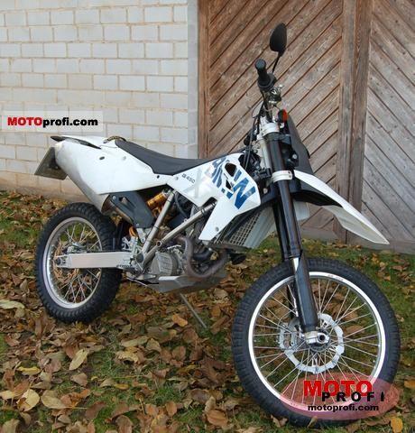 BMW G 450 X 2009 photo