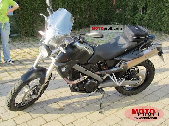 BMW G 650 Xcountry 2009 photo