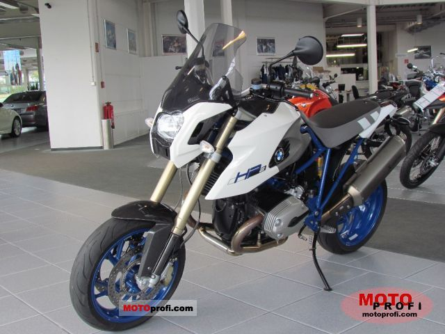 BMW HP2 Megamoto 2009 photo