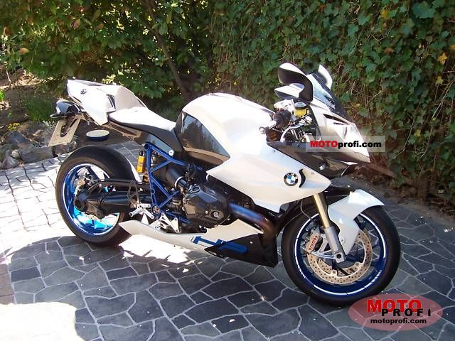 BMW HP2 Sport 2009 photo