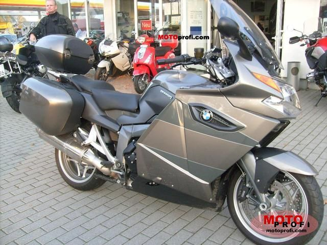 Bmw K 1300 Gt 2009 Specs And Photos