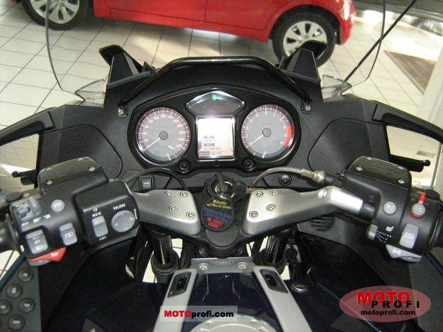 Bmw R 1200 Rt 2009 Specs And Photos