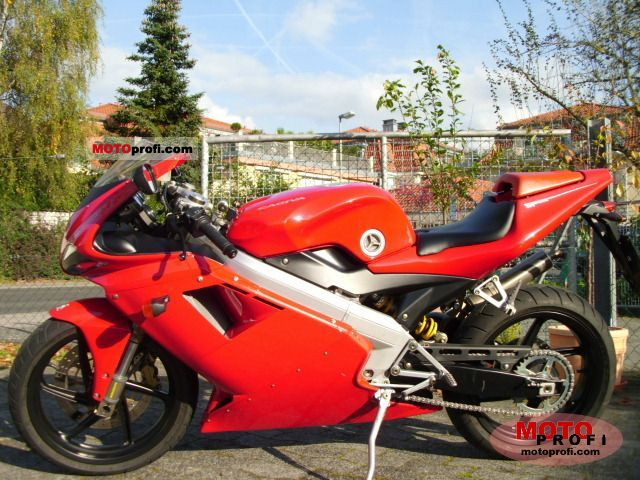 Cagiva Mito 125 2009 photo