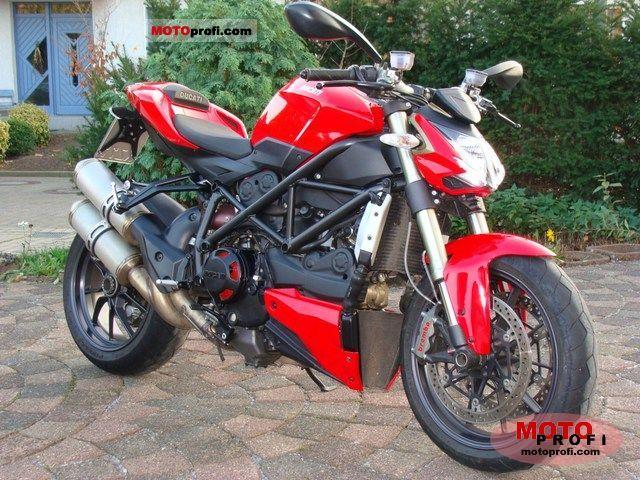 Ducati Streetfighter 2009 photo