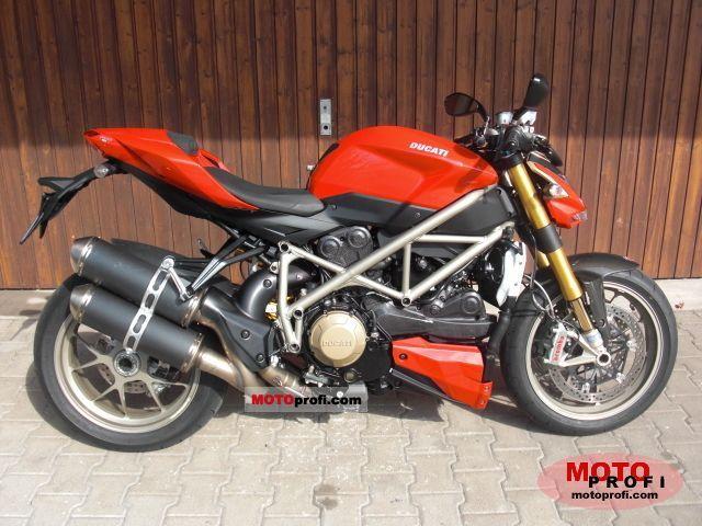 Ducati Streetfighter S 2009 photo