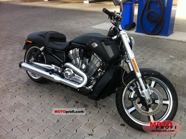 Harley-Davidson VRSCF V-Rod Muscle 2009 photo