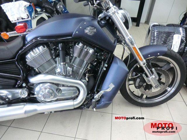 Harley Davidson: Harley-Davidson VRSCF V-Rod Muscle 2009 Specs And Photos