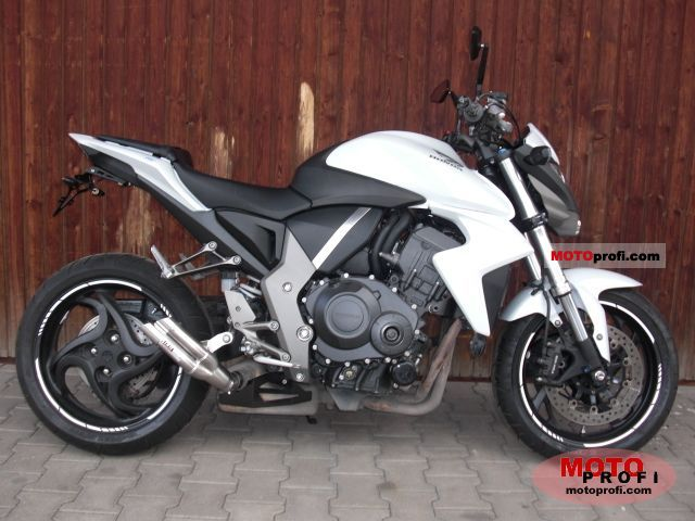 2009 Honda CB1000R specifications and pictures