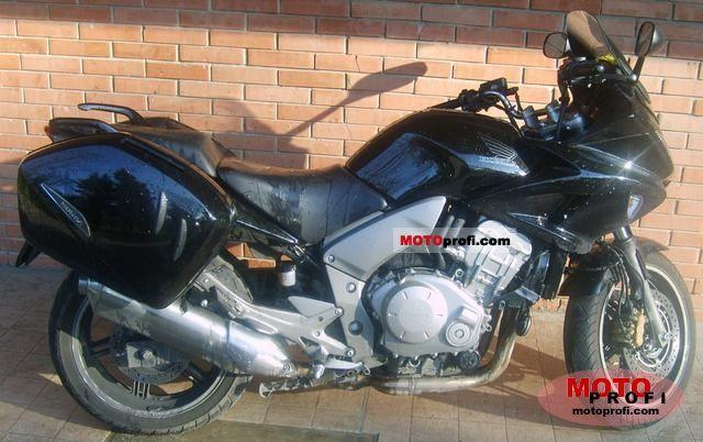 Honda CBF1000 2009 photo