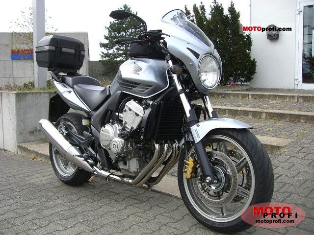 Honda CBF600 2009 photo