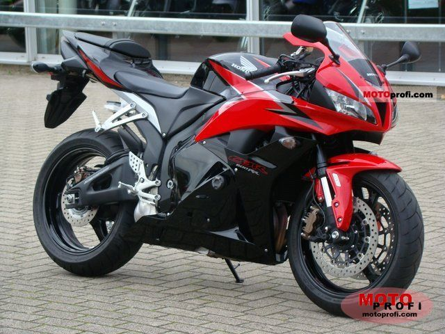 Honda CBR600RR ABS 2009 photo