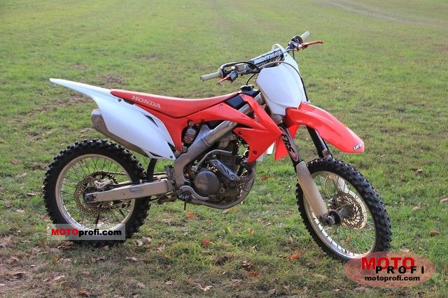 Honda Crf250r 2009 Specs And Photos