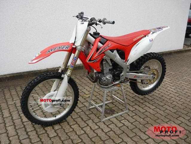Swell Honda Crf450R 2009 Specs And Photos Gmtry Best Dining Table And Chair Ideas Images Gmtryco