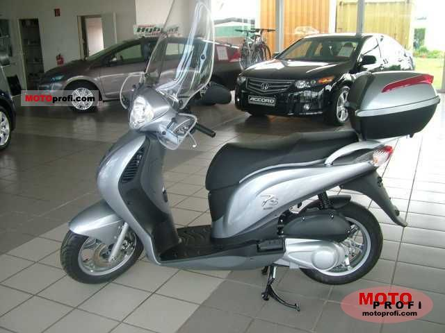 Honda PS125i 2009 photo