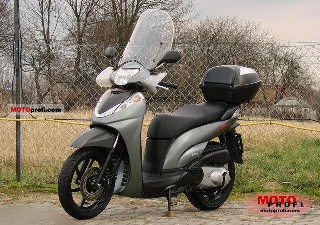 Honda SH300i 2009 photo