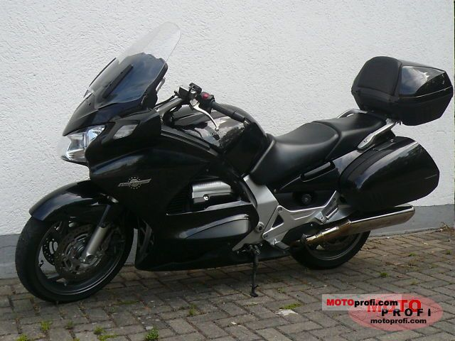 honda st1300 pan european 2009 specs and photos. Black Bedroom Furniture Sets. Home Design Ideas