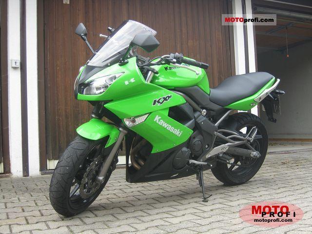 Kawasaki ER-6f 2009 photo