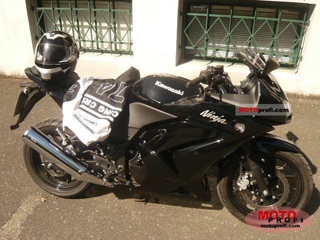 Kawasaki Ninja 250R 2009 photo