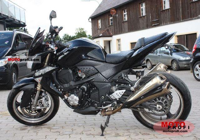 Kawasaki Z1000 2009 photo 2