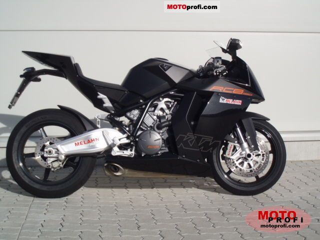 KTM 1190 RC8 2009 photo