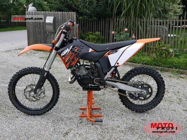 ktm 125 sx 2009 specs and photos