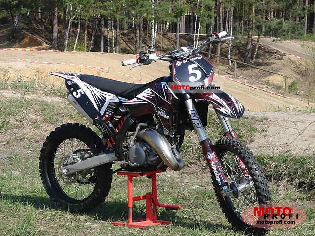 KTM 150 SX 2009 photo