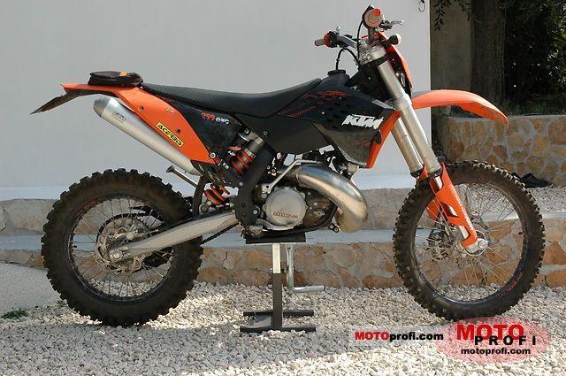 KTM 250 EXC 2009 photo