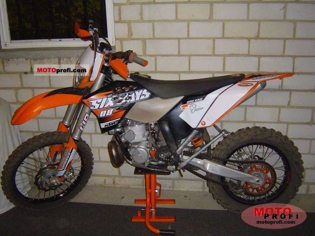 KTM 250 EXC SixDays 2009 photo