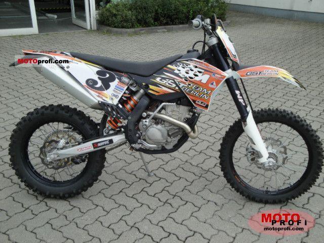 KTM 250 EXC-F 2009 photo