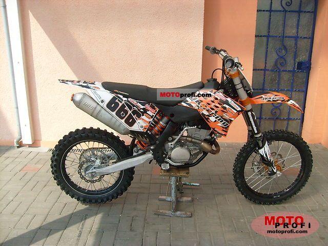 KTM 250 SX-F 2009 photo